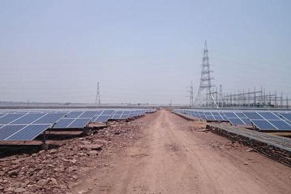 Solar Park in Kurnool