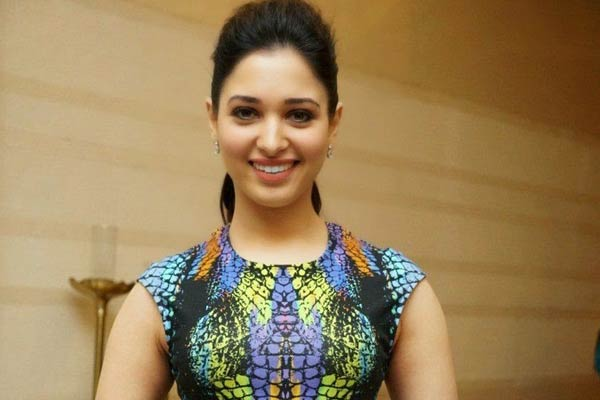 Tamannaah as deaf and mute girl
