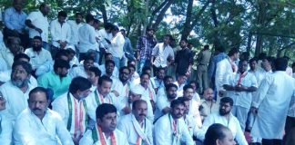 Telangana unit of Congress party
