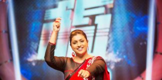 Will Roja give up Jabardasth and Racha Banda?