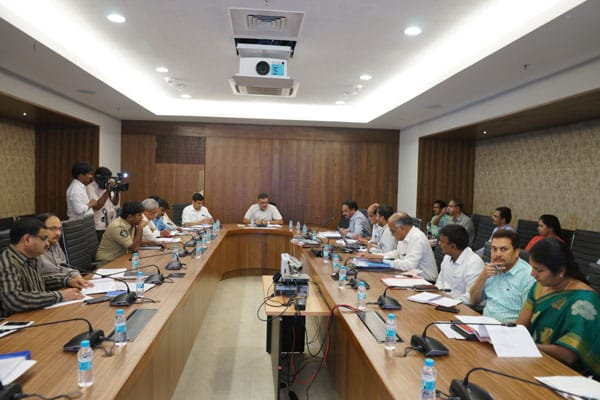 Amaravati to have green transport, says Chief Secretary