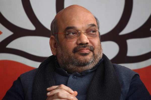 Amit Shah begins three-day Telangana visit