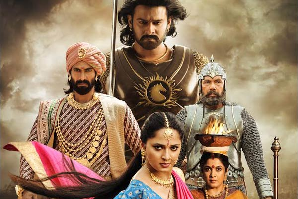 Baahubali2 4 weeks AP, TS Collections