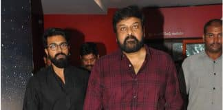 Second Time in a Row for Megastar Chiranjeevi