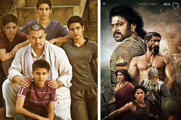 Dangal to Overtake Baahubali 2 in A Day or Two