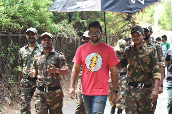 Tej wraps up Jawan: Release Planned