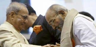 K. Viswanath an outstanding filmmaker Modi