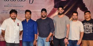 Kathalo Rajakumari Teaser Launch