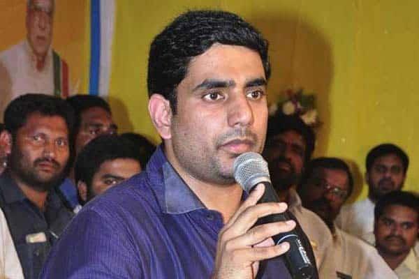 Lokesh challenge to Jagan puts YSRCP in jitters