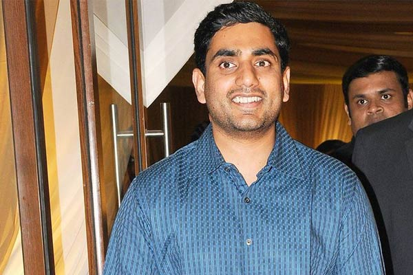 Lokesh wants to compete with his Dad, but says he can't