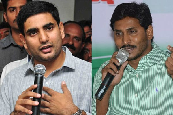 Lokesh asks Jagan to prove charges or apologise