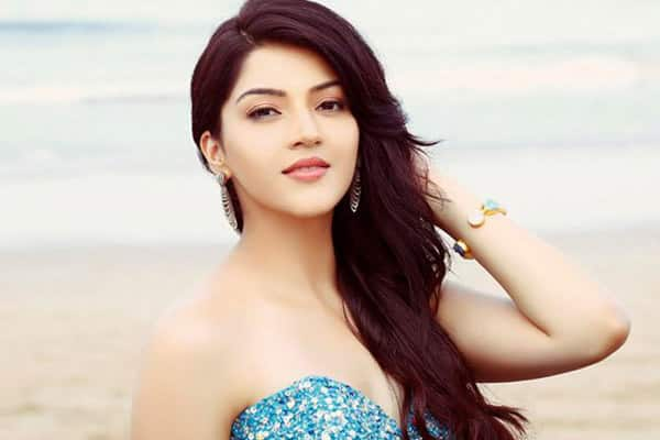 Mehreen signs an Action Drama