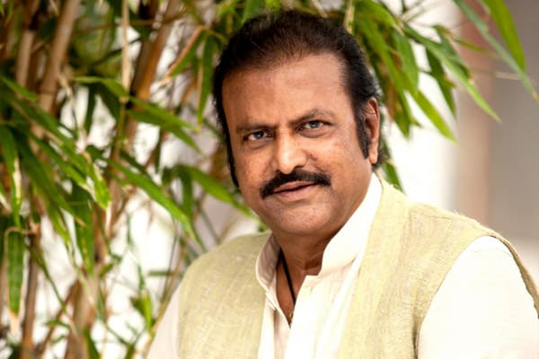 Robbery at Mohan Babu's residence
