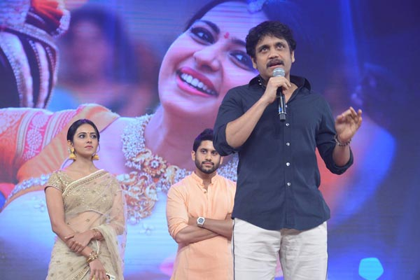 Chalapathi Rao's comment on women derogatory: Nagarjuna