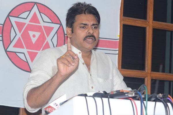 Pawan Kalyan Rakes North - South Divide over Tirumala