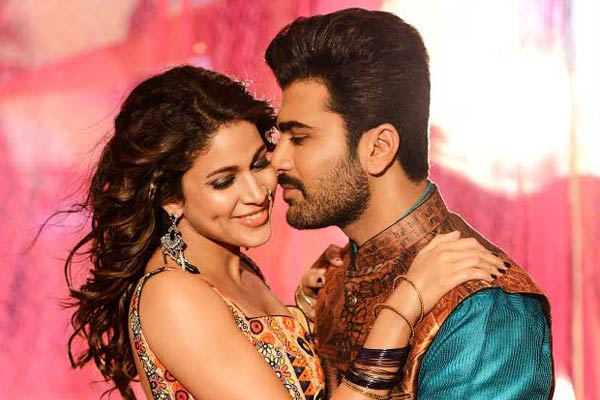 Sharwanand's Radha to have a Massive Pre-release Event