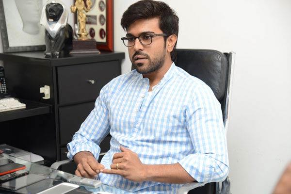 Ram Charan Abandons Khaidi No.150 Strategy for Uyyalawada