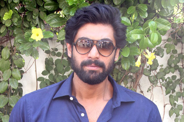 Rana to play a crucial role in Uyyalawada Narasimha Reddy ?