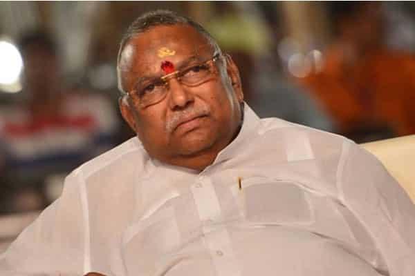 Rayapati writes to APCM seeking TTD chairman post