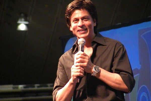 Shah Rukh Khan talks about love, fame and glory in TED Talks
