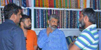 SS Rajamouli opens Costume Krishna Shop