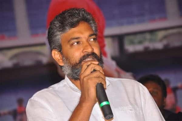 Shankar's words inspiration to work harder: Rajamouli