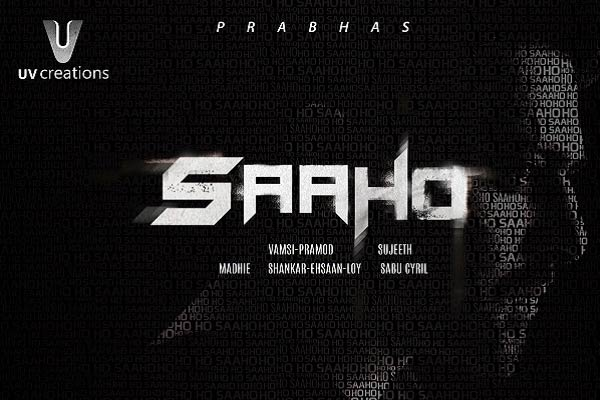 Prabhas to dub for Saaho in Hindi