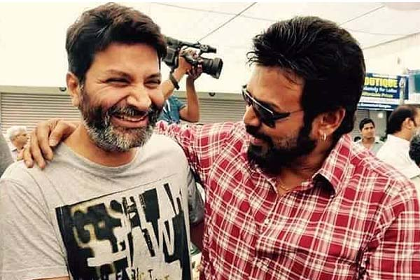 Venky and Trivikram to join hands for a remake
