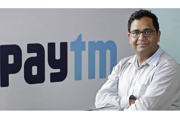 Paytm raises $1.4 b funding from SoftBank