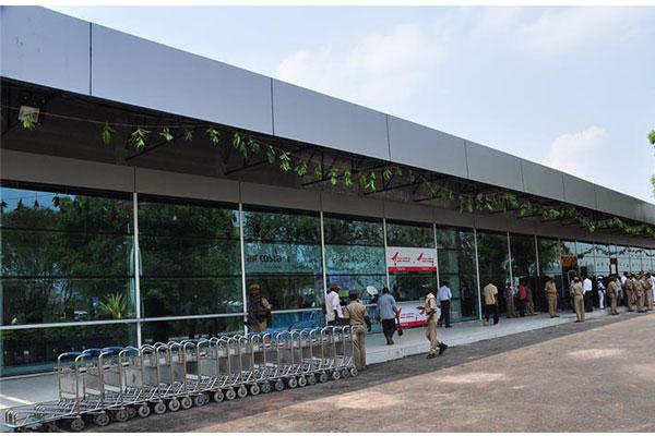 Cabinet grants international status to Vijayawada airport