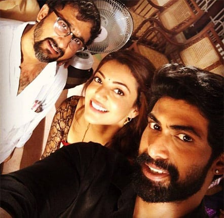 Teaser of Rana's next to be out on June 6