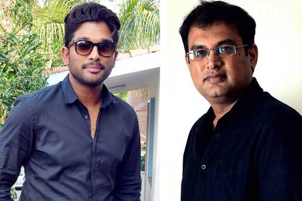 Allu Arjun Vakkantham Vamsi movie Launch Date