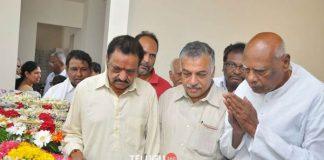 Celebs Condolences To C.Narayana Reddy