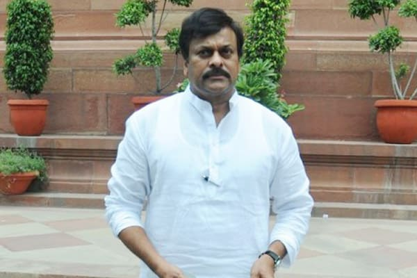 Chiranjeevi continues to stay behind the scenes in politics