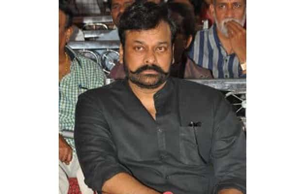 Chiranjeevi's twirled mustache look goes viral