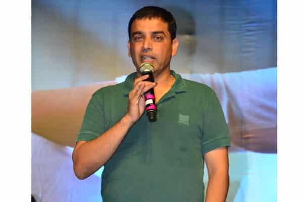 Dil Raju talks about Directing Films