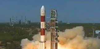 ISRO launches Cartosat-2 and 30 nano satellites from Sriharikota