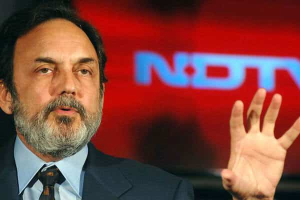 CBI raids NDTV co-founder Prannoy Roy's residence