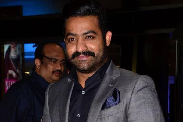 NTR at Jio Filmfare Awards