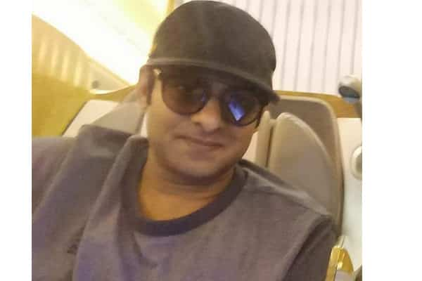 Prabhas's clean shaven look goes viral