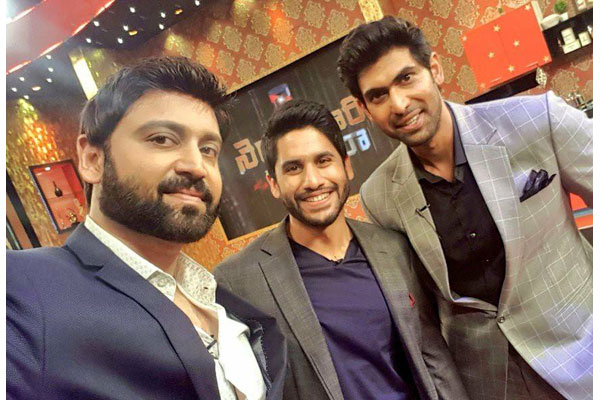 Rana Daggubati to host chat show