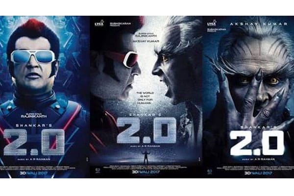 Rajinikanth-Akshay Kumar's '2.0′ to be promoted on Hot Air Balloon!