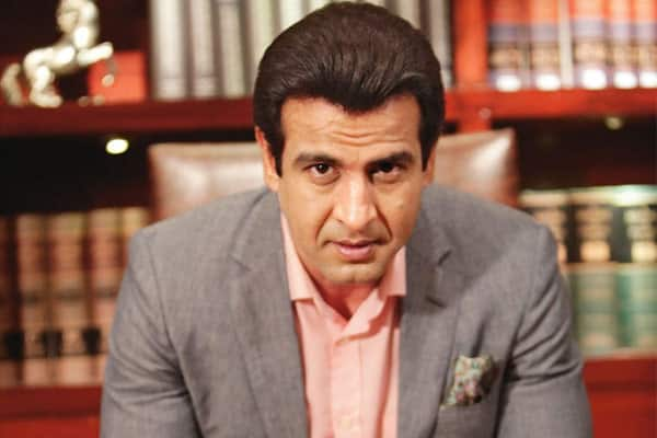 Ronit Roy plays the baddie in Jai Lava…