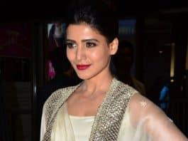 Samantha at Jio Filmfare Awards