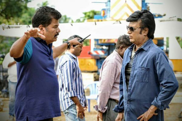 Shankar reprises Ukraine for Rajinikanth