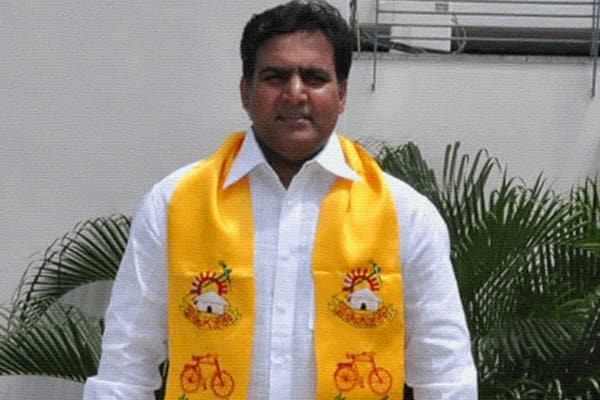 T-TDP leaders term MLC Deepak Reddy small fish