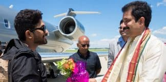 Sulking Allu Arjun disappoints NRIs at NATS event