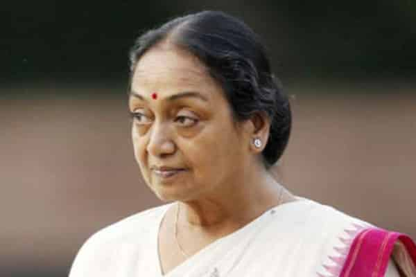 Opposition's presidential nominee Meira Kumar to campaign in Bihar on July 6