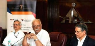 GMR Aviation Academy, Rajiv Gandhi National Aviation University signs MoU - Ashok Gajapathi Raju