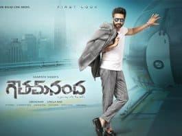 Gautam Nanda Review, Gopichand Goutham Nanda Review